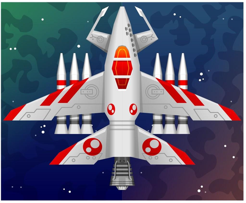 2dgameartguru - designing spaceship review Show