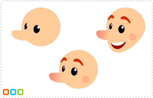 drawing game characters Creating A Game Character In Inkscape 2dgameartguru