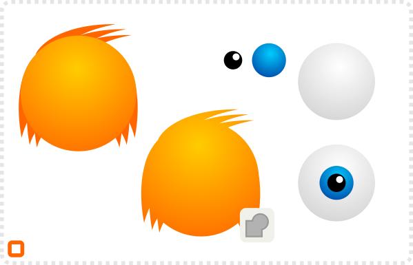 2Dgameartguru - more fun with circles