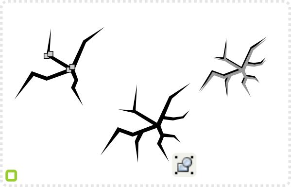 2Dgameartguru - cracked windows