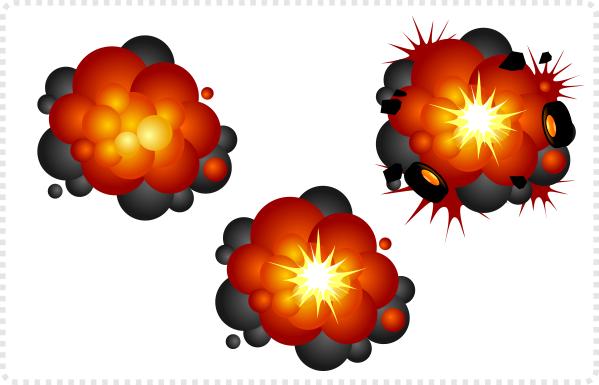 2dgameartguru - creating explosions