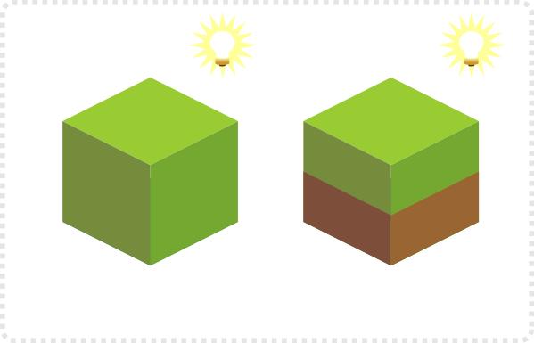 2Dgameartguru - isometric tiles