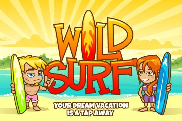 2Dgameartguru news wild surf - new