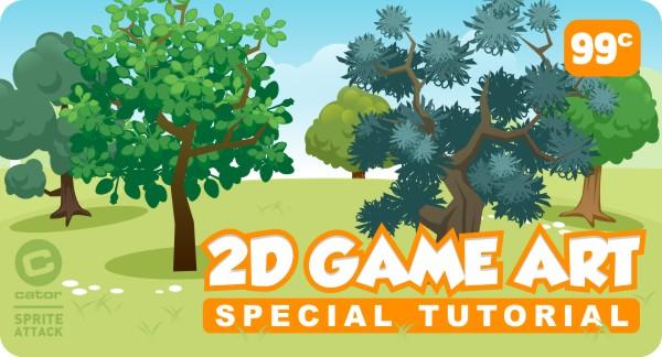 2Dgameartguru - special tutorial no.2
