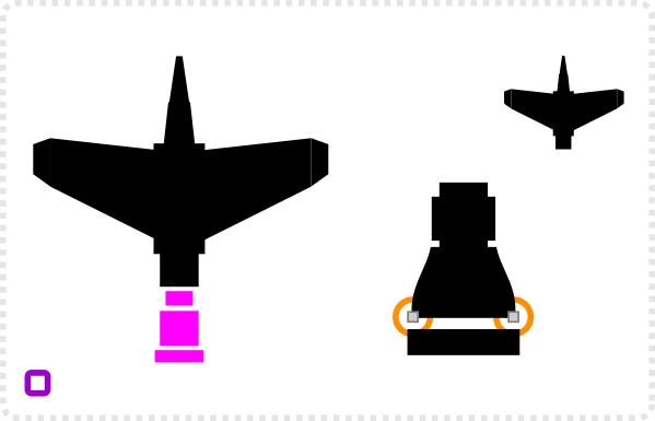2dgameartguru - designing space ships