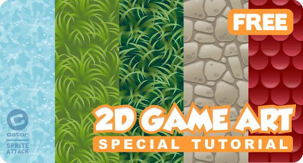 2Dgameartguru - special tutorial 3