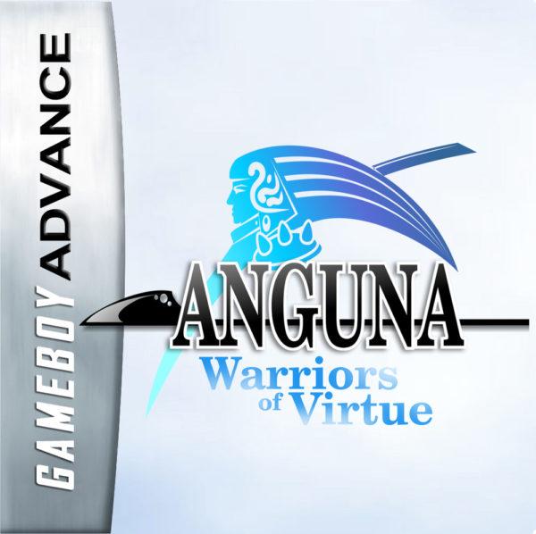 2Dgameartguru Anguna GBA Box Cover