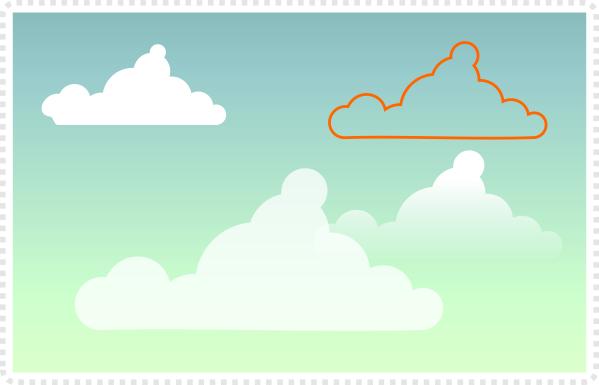 2dgameartguru - making clouds
