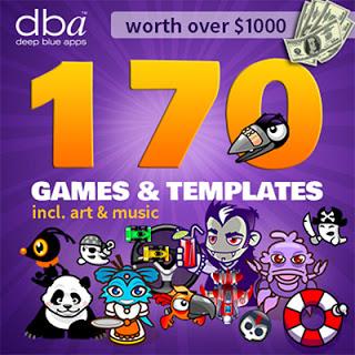 2Dgameartguru deepblueapps giveaway