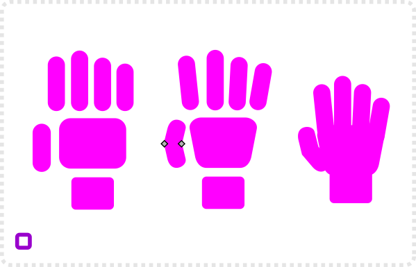 2Dgameartguru simplified hands