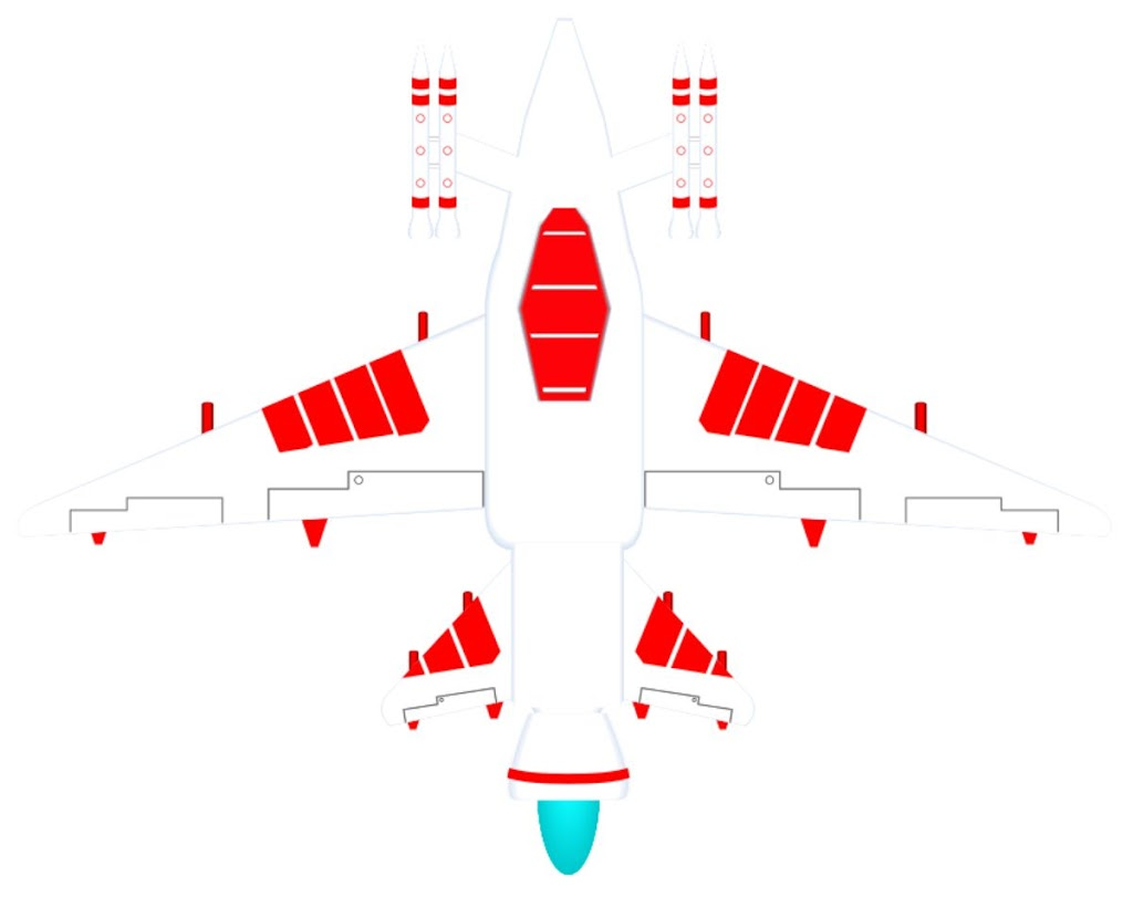 2dgameartguru - designing spaceship review