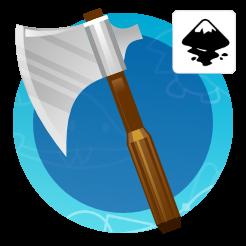 2Dgameartguru making an ax
