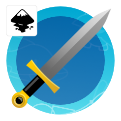 2Dgameartguru making a sword