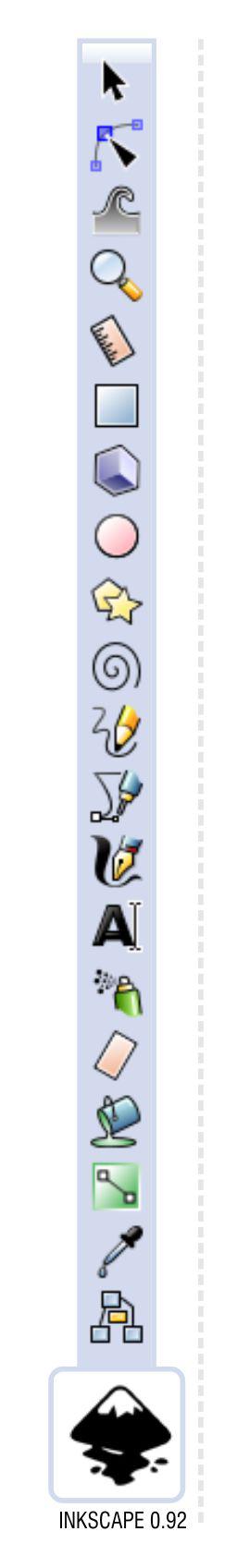 2Dgameartguru Affinity Designer toolbar