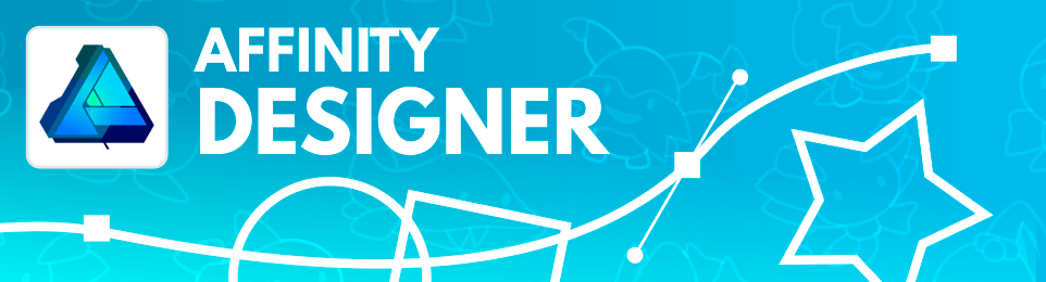2dgameartguru - banner Affinity Designer