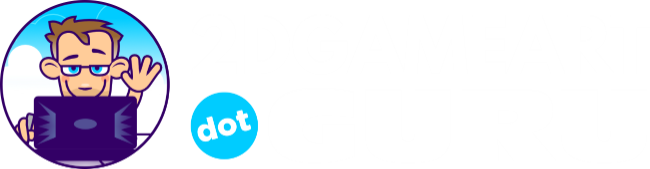 2dgameartguru Logo