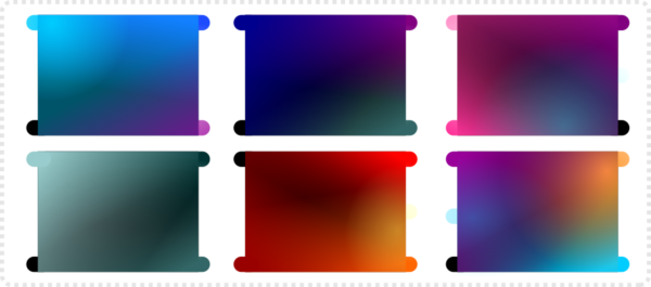 2Dgameartguru space backgrounds
