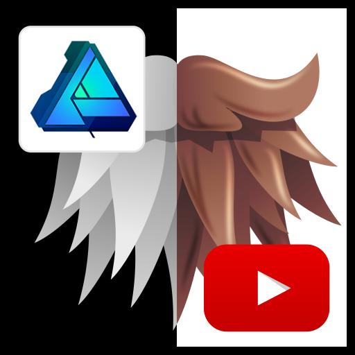 2dgameartguru - colour overlay in Affinity Designer