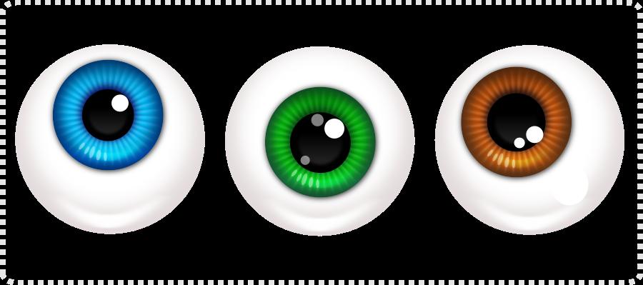2dgameartguru - creating eyes Pixar style