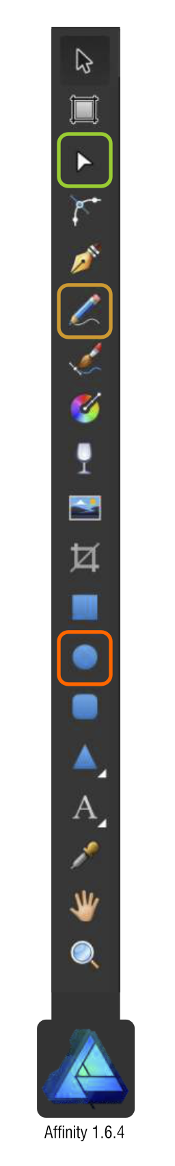 2Dgameartguru inkscape toolbar