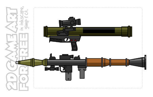 Free Assets - Gun Construction Kit