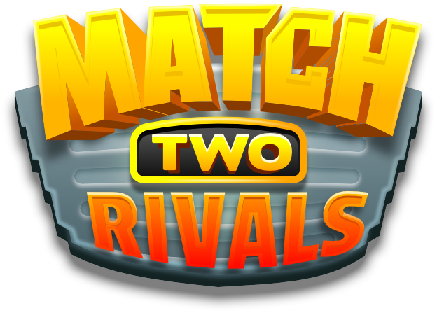 2Dgameartguru - Match Two Rivals title design