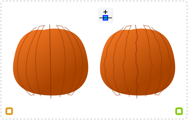 2Dgameartguru - carved pumpkin illustration