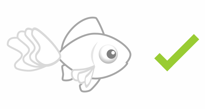 2Dgameartguru - animating a fish in inkscape