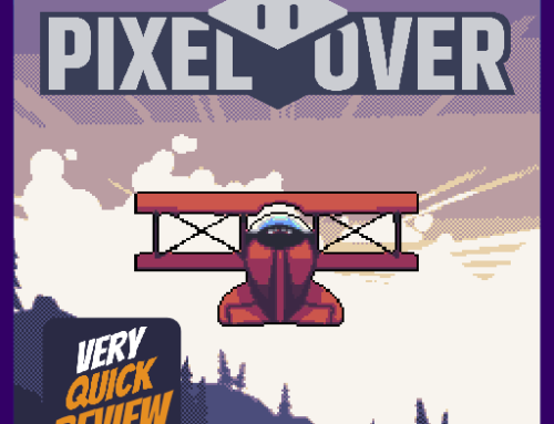 Very quickly reviewing the pixel art tool PixelOver