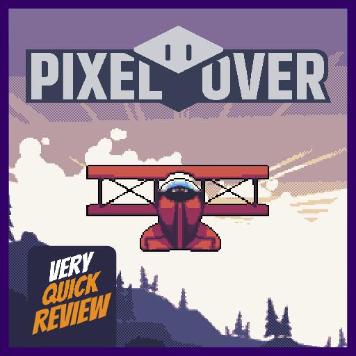 2Dgameartguru - pixelover [very quick] review