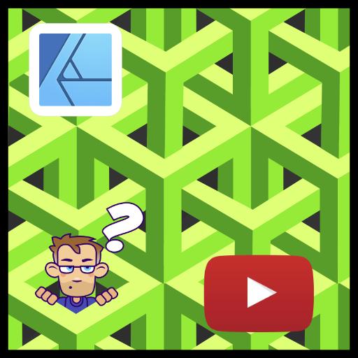 2Dgameartguru - breaking down a 3D pattern