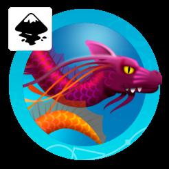 2Dgameartguru - Dragon scales in Inkscape