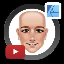 2dgameartguru - facial shading
