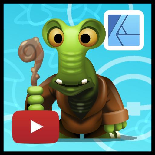 2Dgameartguru - alien game character creation video