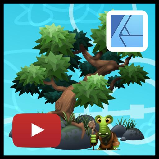 2Dgameartguru - alien game prop creation video