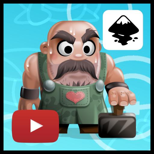 2Dgameartguru - character concept Smithy