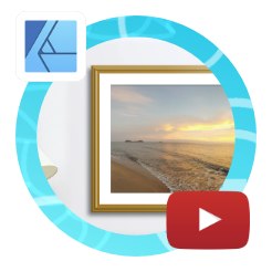 2dgameartguru - creating photo and picture frames